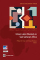 Urban Labor Markets in Sub-Saharan Africa  - IRD Éditions